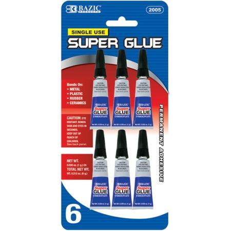 Cheap Super Glue Tubes - Single Use