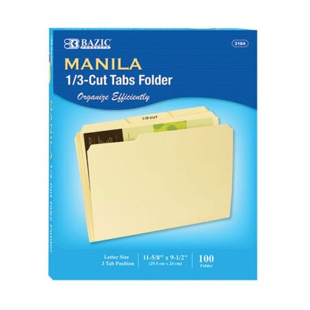 Cheap File Folders