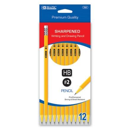 #2 pencils wholesale