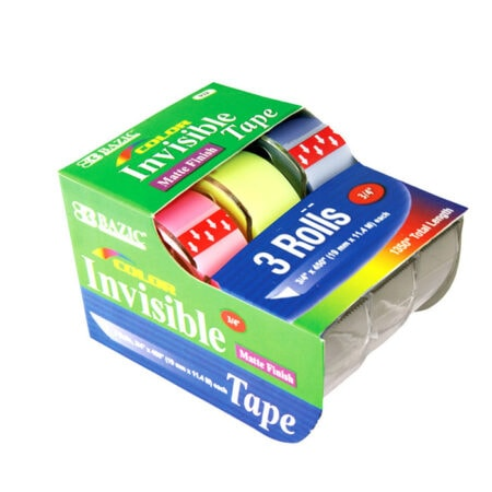 wholesale pricing on invisible tape