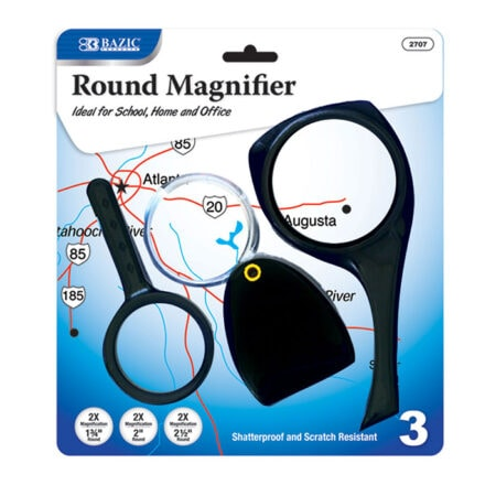 Cheap Magnifying Glass - Set of 3