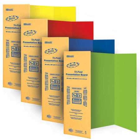 Cheap Tri Fold Presentation Boards