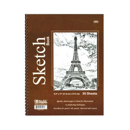 Cheap Sketch Books Spiral Bound