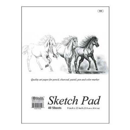 Cheap sketch pads