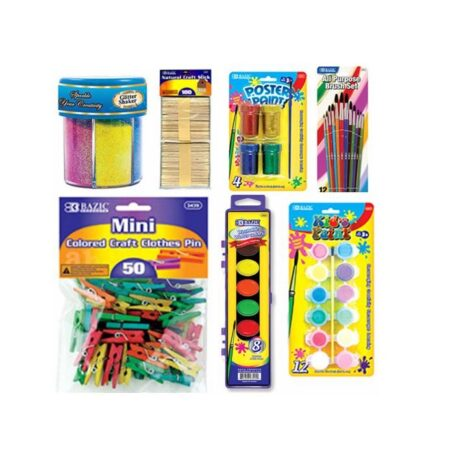 Art Supplies for Children