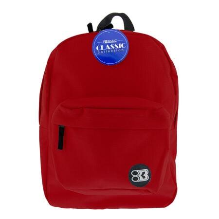 """burgundy backpack 17"""""""