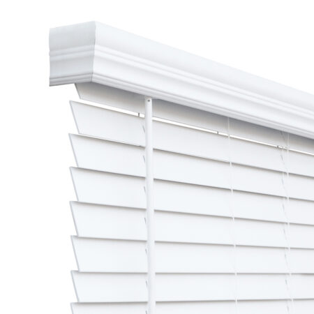 """2"""" Deluxe Faux Wood Blinds"""
