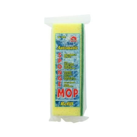Butterfly sponge mop refill