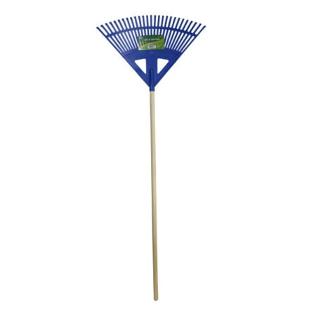 Poly Rake 24 Inch Wide