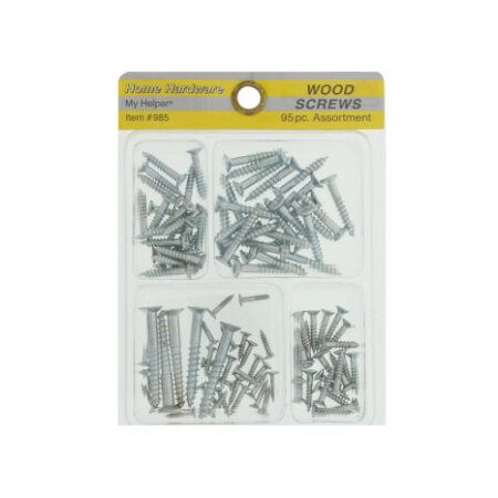 Wood Screw Repair Kit