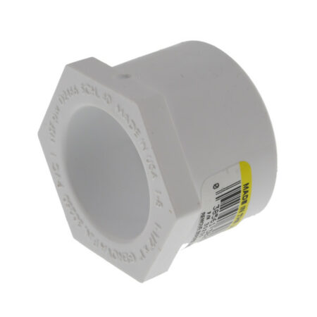 """Mazer Wholesale - PVC Bushing 1-1/2"""" x 1"""""""