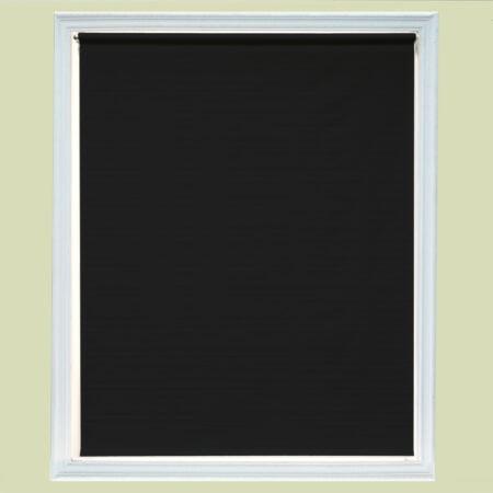 Black Window Shades
