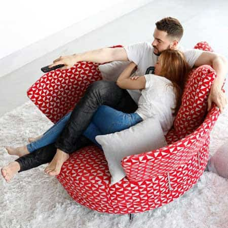 Pacific O chair from Fama - Mia Stanza
