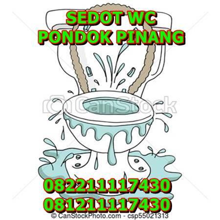 SEDOT-WC-PONDOK-PINANG