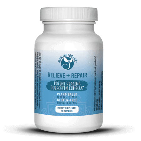 Alkaline for Life Relieve + Repair