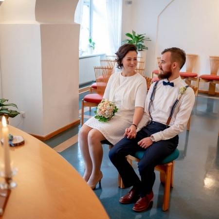 Hochzeitsreportage in Gotha