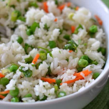 Quick and Easy Traditional Rice Pilaf