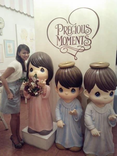 Precious Moments Life Size Dolls