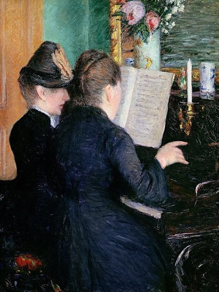Gustave Caillebotte painting