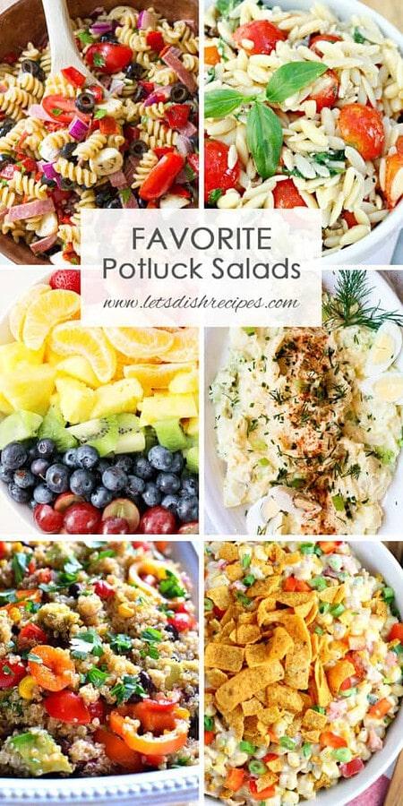 Favorite Potluck Salads