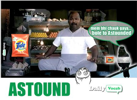 Astound English Hindi Dictionary with Picture