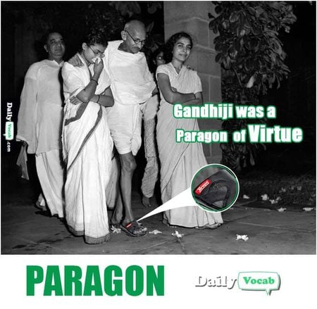 Paragon Hindi English Dictionary with image