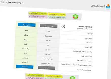 File Hosting v2.1 - اسکریپت آپلود سنتر و اشتراک گذاری فایل فارسی File Hosting