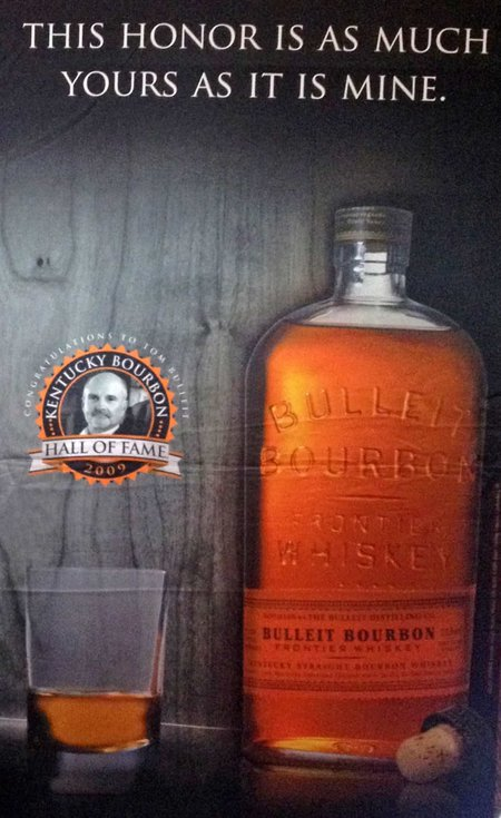 WhiskeyFest2014 - This Honor Is As Much Yours As Mine