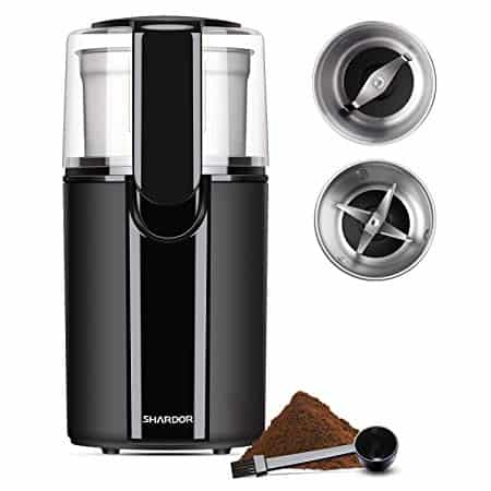 Electric Coffee & Spice Grinder