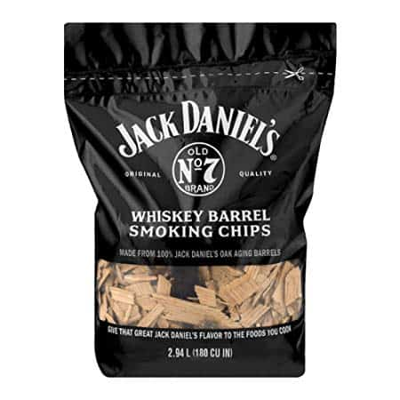 Jack Daniel's Tennessee Whiskey Barrel Smoking Chips