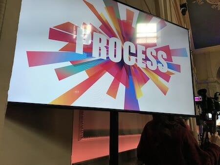 Buzztastic presentation slide