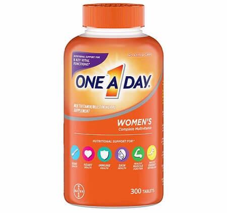 Viên uống Vitamin tổng hợp One A Day Women's Multivitamin