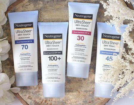 Top 5+ Kem chống nắng Neutrogena tốt nhất hiện nay 2020
