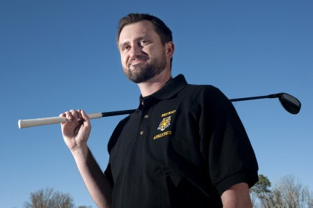 Brenau University has named Damon Stancil the new Women's Golf Coach.