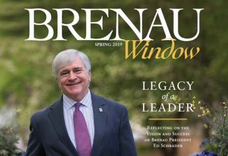 Brenau Window Spring 209
