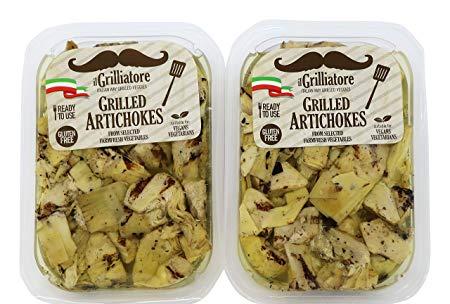 ilGrilliatore Grilled Artichokes