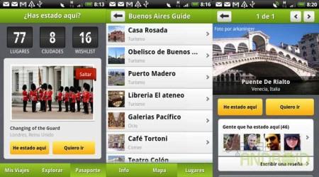 Tourist eye - mejor guia de viajes para el movil