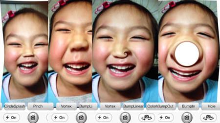 Strange camera app para hacer montajes de fotos