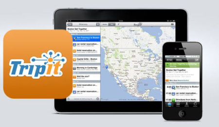 TripIt organizacion de viajes de negocios para empresas