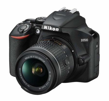 mejores camaras reflex baratas - Nikon D3500