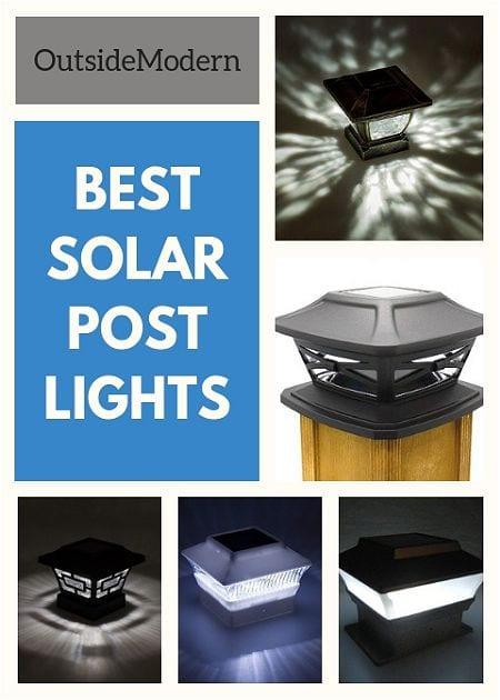 best deck post lights