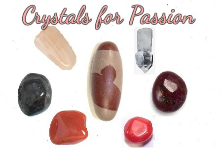 Crystals for Passion