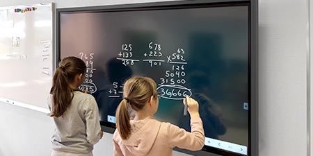 écran interactif speechitouch-éducation école