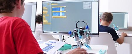 programmation école numérique primaire collège