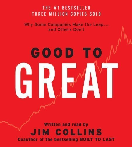 Audio Book – Good To Great
