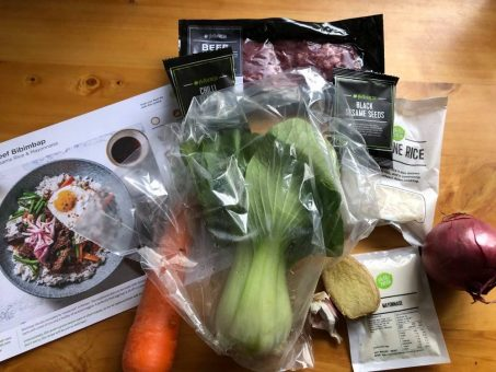 meal kit nz