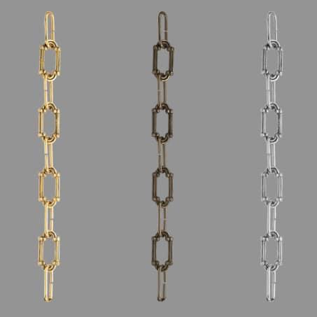 Lighting Chain Decorative C25 Brass