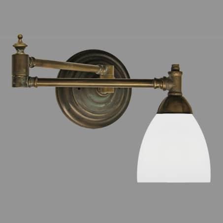 Double swivel Industrial Wall Light
