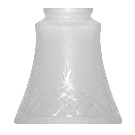 Cut Glass Lighting Shade