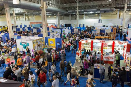 Enjoy the amazing Interactive Exhibits at Chicago Toy And Game Week #ChiTAG